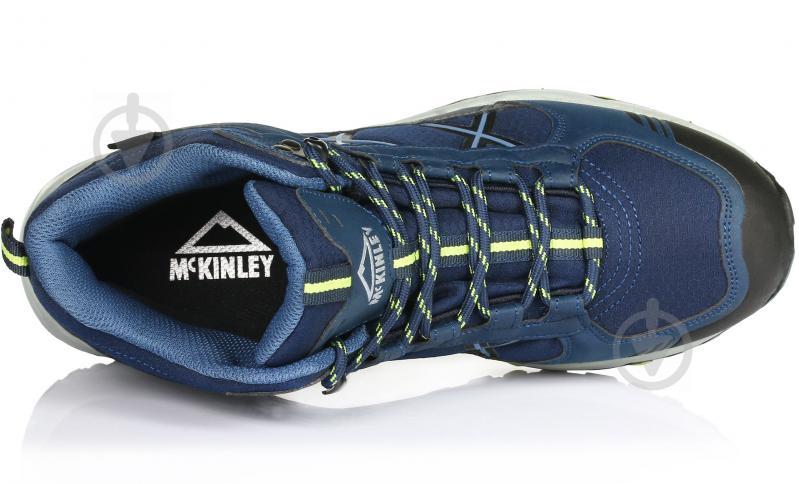 Ботинки McKinley Kona Mid II AQX M 232424-908519 р. 40 серый - фото 4