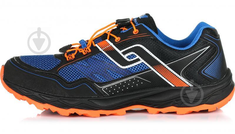 Кроссовки Pro Touch Ridgerunner V M 269942-900050 р. 11 черный с синим - фото 1
