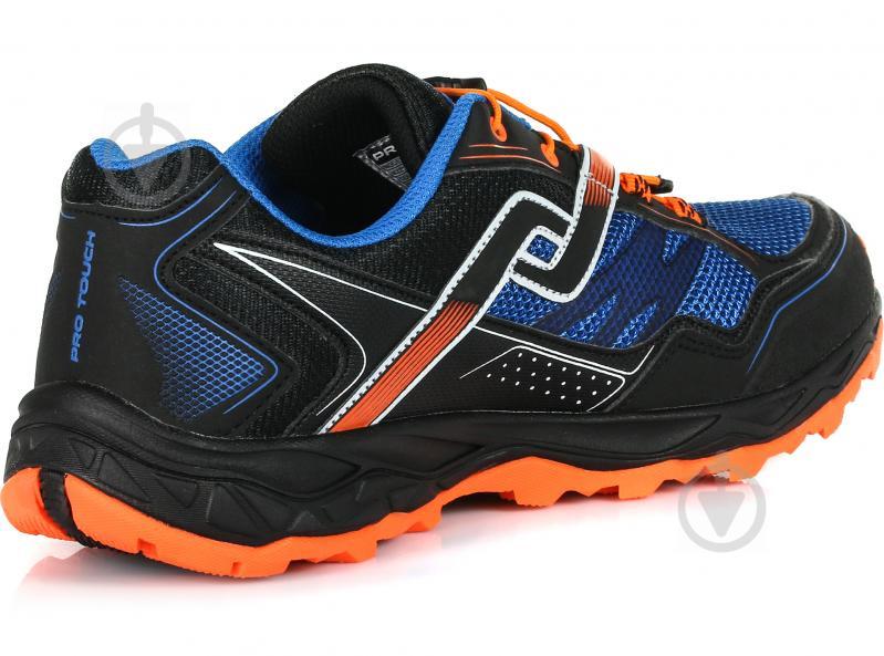 Кроссовки Pro Touch Ridgerunner V M 269942-900050 р. 11 черный с синим - фото 3