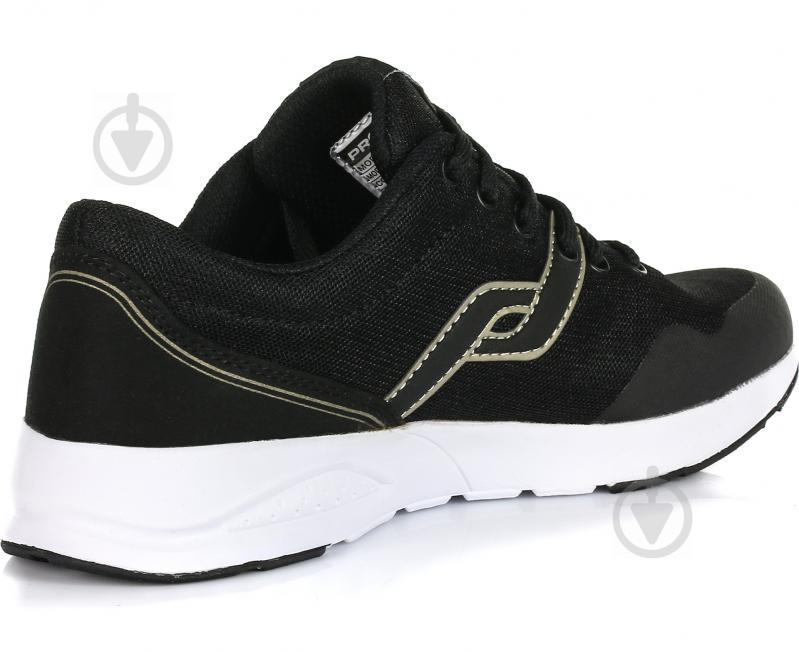 Кроссовки Pro Touch 92two 261859-901050 р. 8.5 черный с золотистым - фото 3