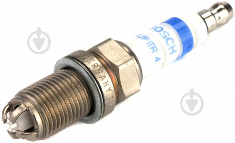 Свічка запалювання Bosch SUPER 4 FR78Х - фото 1