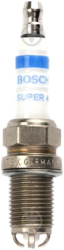 Свічка запалювання Bosch SUPER 4 FR78Х - фото 2