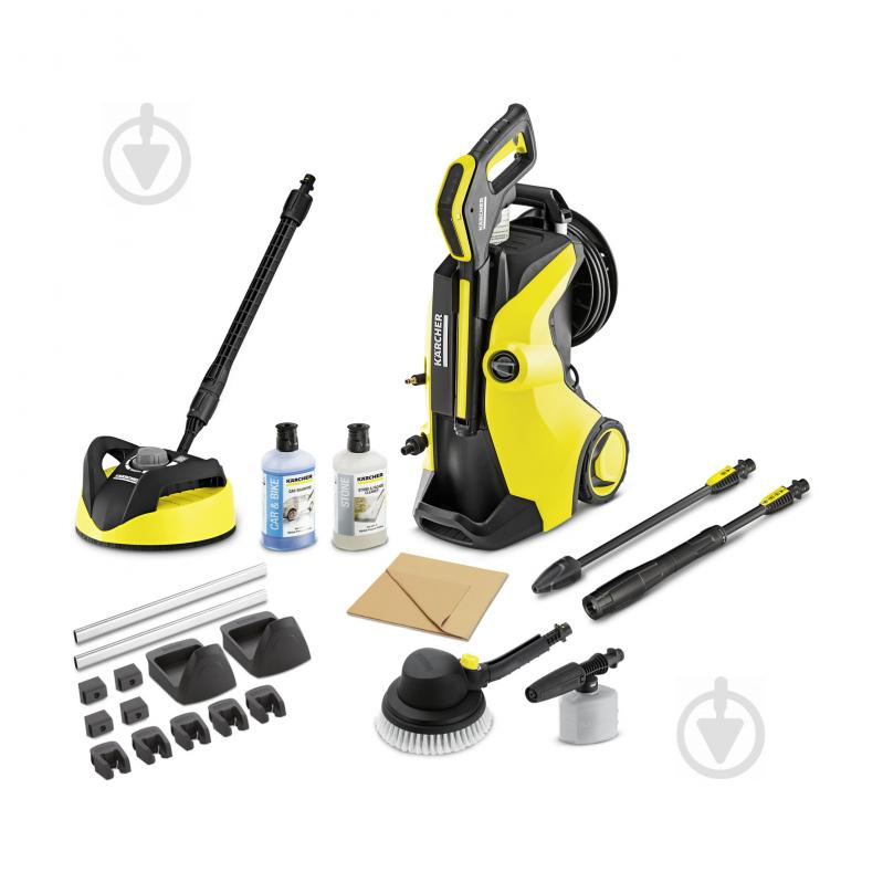 Мини-мойка Karcher K 5 PREMIUM FULL CONTROL CAR & HOME ORG 1.324-614.0 - фото 1