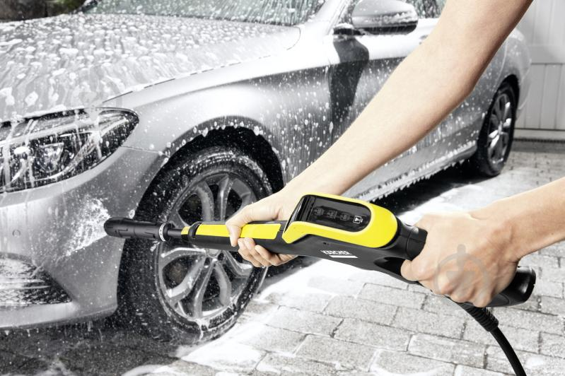 Мини-мойка Karcher K 5 PREMIUM FULL CONTROL CAR & HOME ORG 1.324-614.0 - фото 9