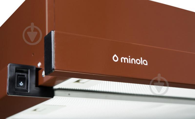 Вытяжка Minola HTL 6012 BR 450 LED - фото 5
