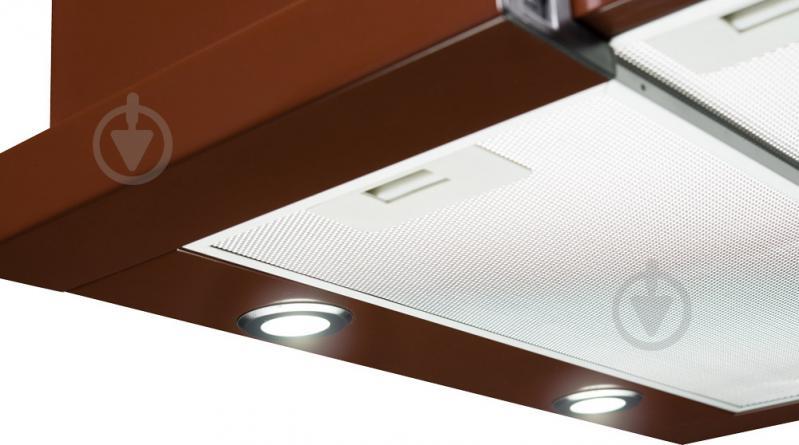 Вытяжка Minola HTL 6012 BR 450 LED - фото 6