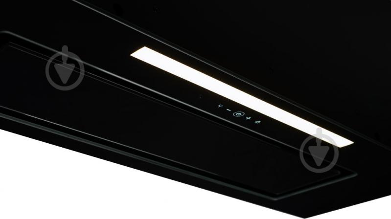 Витяжка Perfelli BISP 9973 A 1250 BL LED Strip - фото 4