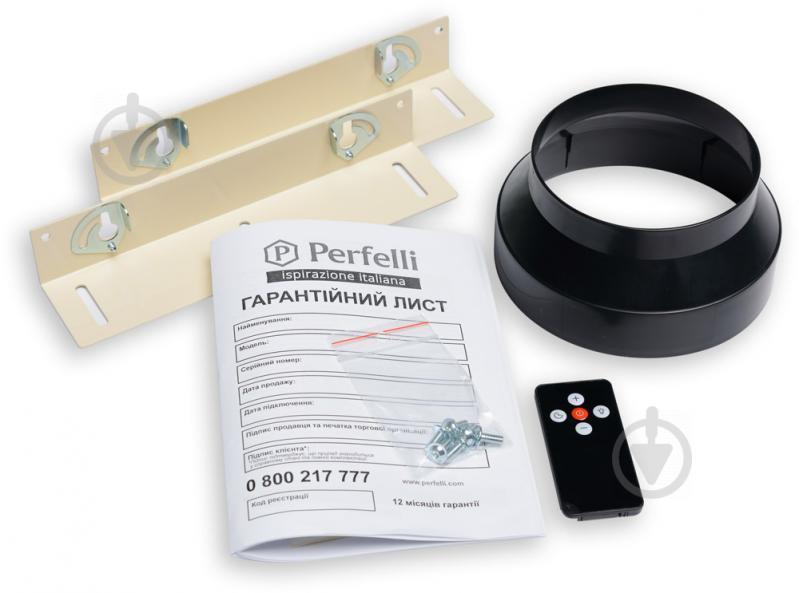 Витяжка Perfelli BISP 9973 A 1250 IV LED Strip - фото 9