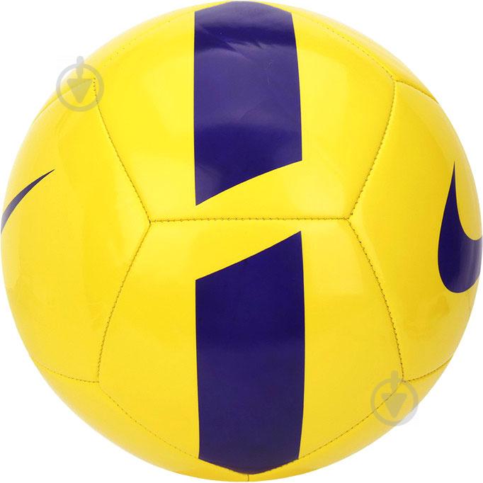Футбольный мяч Nike Pitch Team р. 5 SC3166-701 SC3166-701 - фото 2