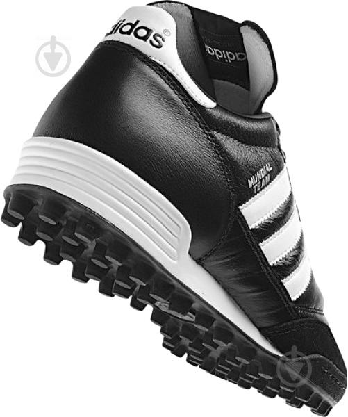 Футбольные бутсы Adidas Mundial Team TT 019228 р. 42,5 черный - фото 3