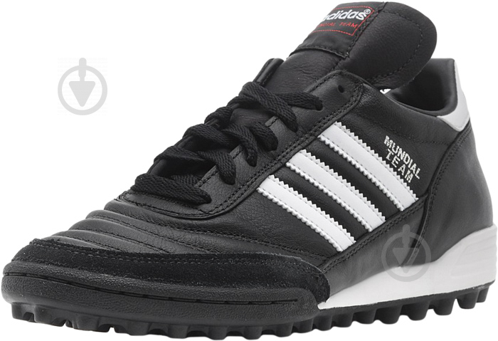 Футбольные бутсы Adidas Mundial Team TT 019228 р. 42,5 черный - фото 1
