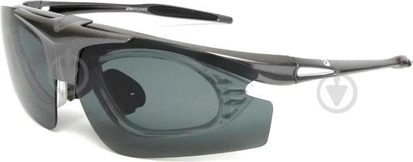 Солнцезащитные очки Asics Hyper grey - фото 1