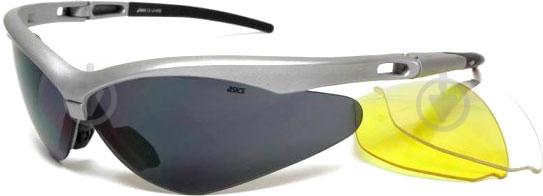 Солнцезащитные очки Asics Nimbus silver - фото 1
