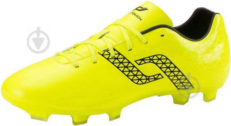 Футбольные бутсы Pro Touch Speedlite FG 252789-900179 р. 40 салатовый - фото 1