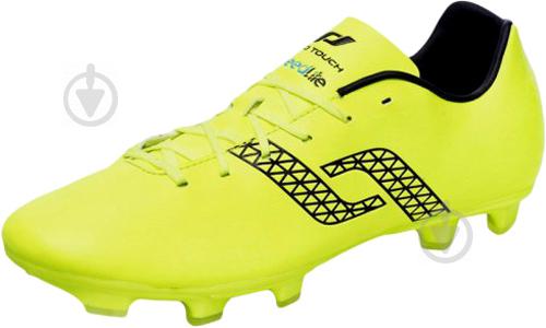 Футбольные бутсы Pro Touch Speedlite FG 252791-900179 р. 30 салатовый - фото 1