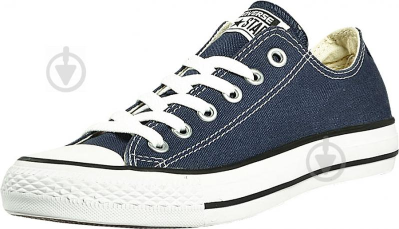 Кеды Converse Chuck Taylor Classic OX M9697C р. 9,5 синий - фото 3