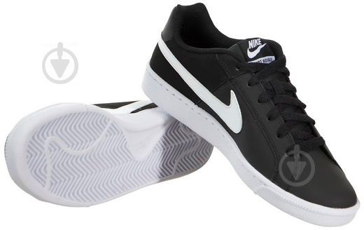 Кеды Nike Court Royale 749867-010 р. 9 черный - фото 1