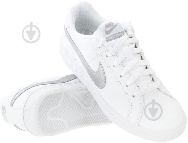 Кеды Nike Court Royale 749867-100 р. 7,5 белый - фото 1
