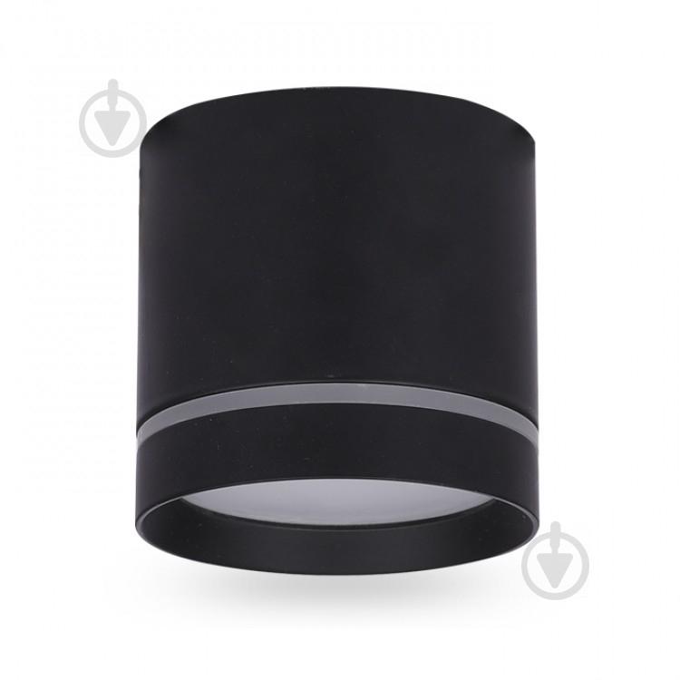 Світильник точковий Feron AL543 10 Вт 4000 К чорний