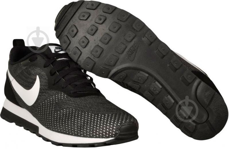 Кроссовки Nike Md Runner 2 Eng Mesh 916774-004 р. 7.5 черный - фото 3