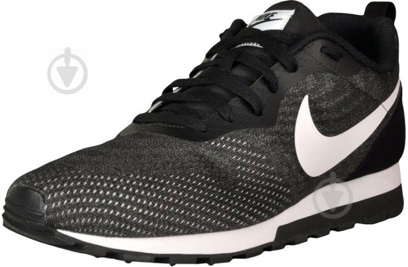 Кроссовки Nike Md Runner 2 Eng Mesh 916774-004 р. 7.5 черный - фото 1