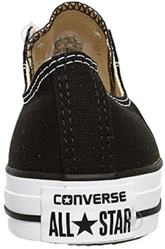 Кеды Converse Chuck Taylor All Star M9166C р. 8,5 черный - фото 6