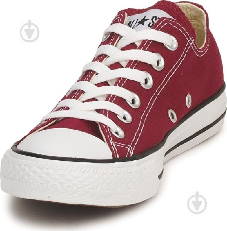 Кеды Converse Chuck Taylor All Star M9691C р. 9 красный - фото 5