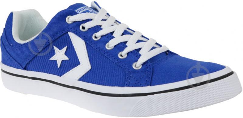 Кеды Converse El Distrito 159788C р. 8,0 синий - фото 2