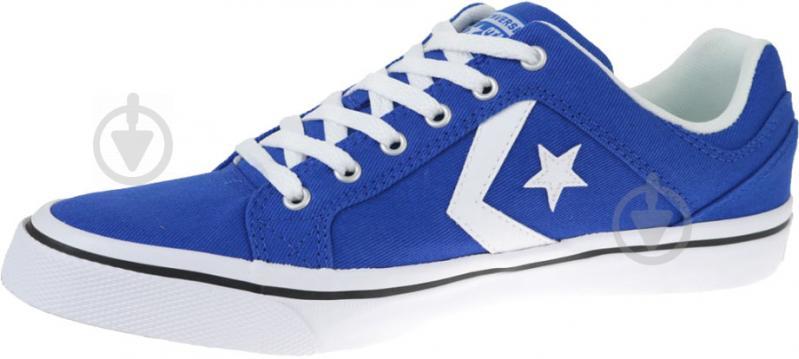 Кеды Converse El Distrito 159788C р. 8,0 синий - фото 3