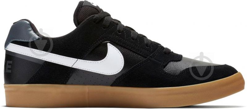 Кеды Nike SB Delta Force Vulc 942237-005 р. 9 черный - фото 2