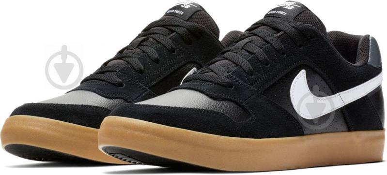 Кеды Nike SB Delta Force Vulc 942237-005 р. 9 черный - фото 1