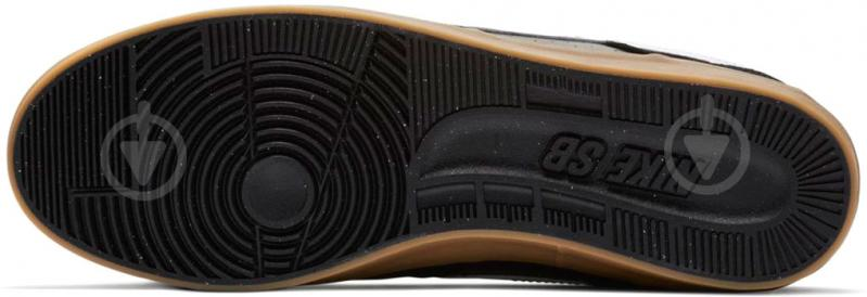 Кеды Nike SB Delta Force Vulc 942237-005 р. 9 черный - фото 6
