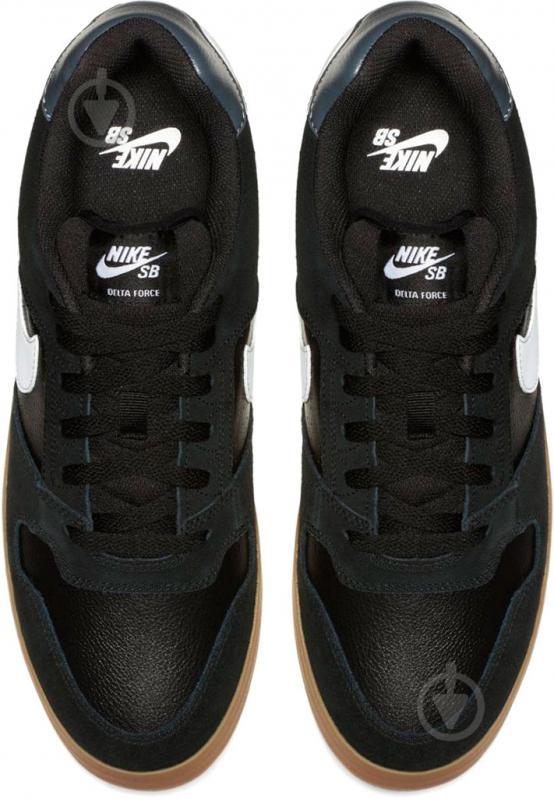 Кеды Nike SB Delta Force Vulc 942237-005 р. 9 черный - фото 5