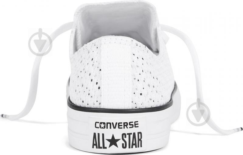 Кеды Converse Chuck Taylor All Star 159683C р. 11,5 белый - фото 5