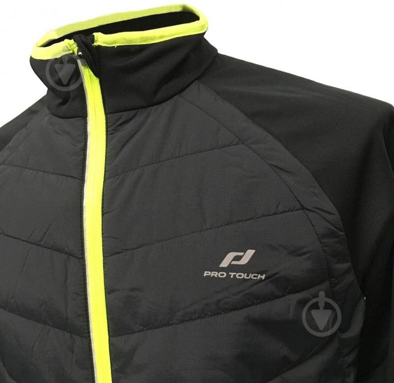 Спортивна куртка Pro Touch Julius FW1617 р. XXL чорний 249555-900050 - фото 4