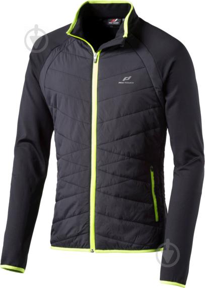 Спортивна куртка Pro Touch Julius FW1617 р. L чорний 249555-900050 - фото 1