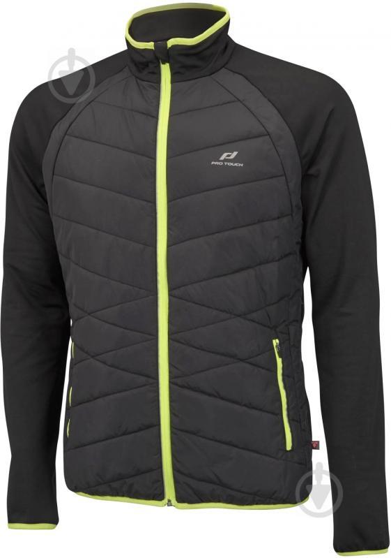 Спортивна куртка Pro Touch Julius FW1617 р. L чорний 249555-900050 - фото 2