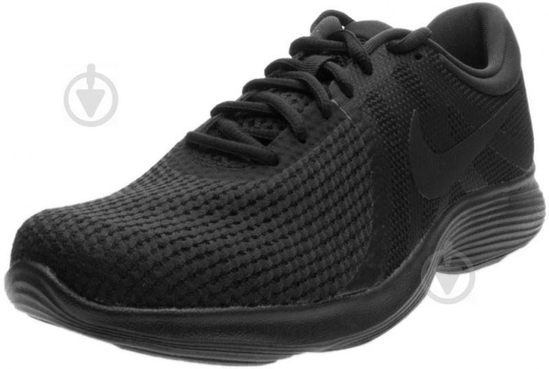 Кроссовки Nike REVOLUTION 4 EU AJ3490-002 р.9 черный - фото 1