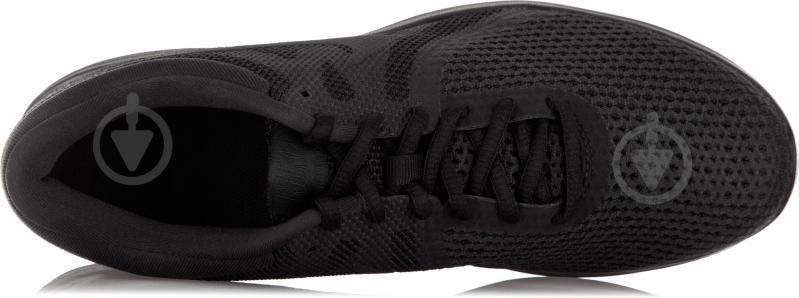 Кроссовки Nike REVOLUTION 4 EU AJ3490-002 р.9 черный - фото 3