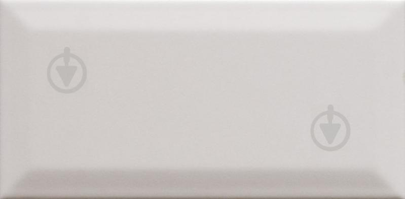 Плитка Golden Tile Metrotiles белый сатин 460161 10x20 - фото 1