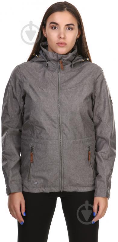 Спортивна куртка McKinley 257077-045 р. S сірий Wavy - фото 1