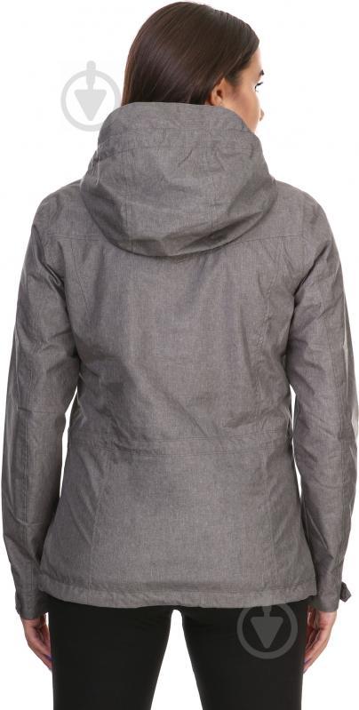 Спортивна куртка McKinley 257077-045 р. S сірий Wavy - фото 3