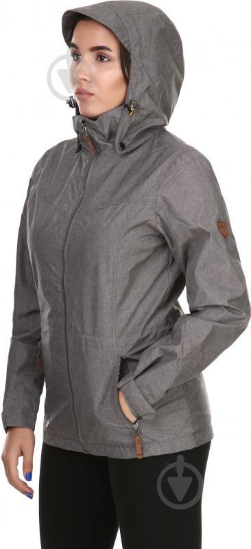 Спортивна куртка McKinley 257077-045 р. S сірий Wavy - фото 2