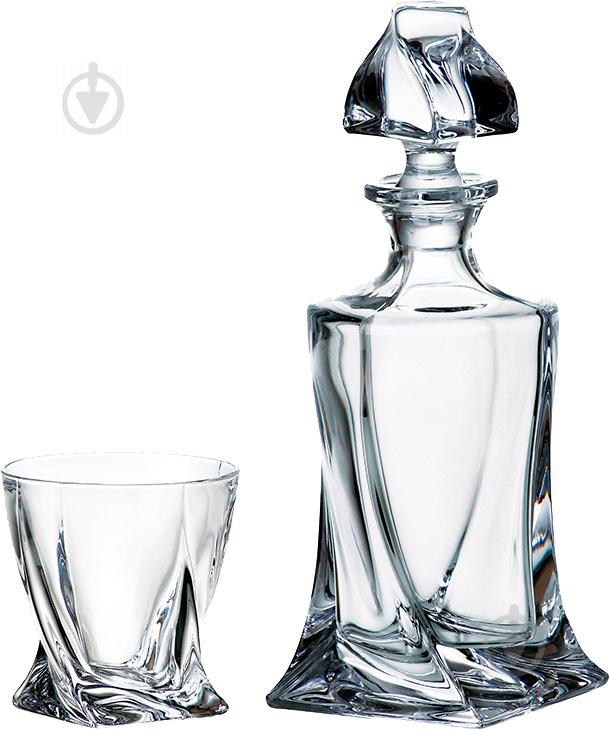 Набор для виски Quadro 7 предметов 99999-99A44-480 Bohemia