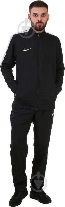 f06555221b60 Купить. Спортивный костюм Nike Academy 16 Woven Tracksuit 2 AW1718 р. XXL  черный 808758-010