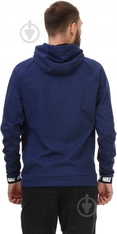 Худі Nike M NSW AV15 Hoodie FZ FLC AW1718 р. M синій 861742-429 - фото 3