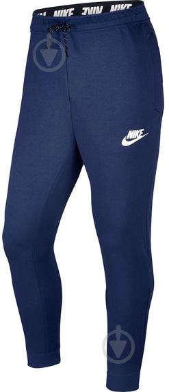 Штани Nike M NSW AV15 JGGR FLC р. M синій 861746-429 - фото 1