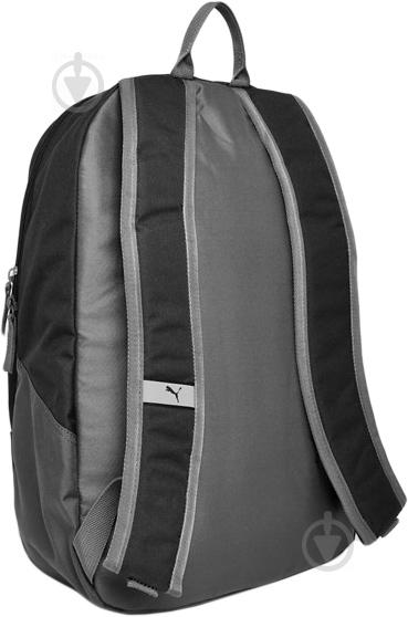 Рюкзак Puma Phase Backpack 20 л черный 7358901 - фото 2