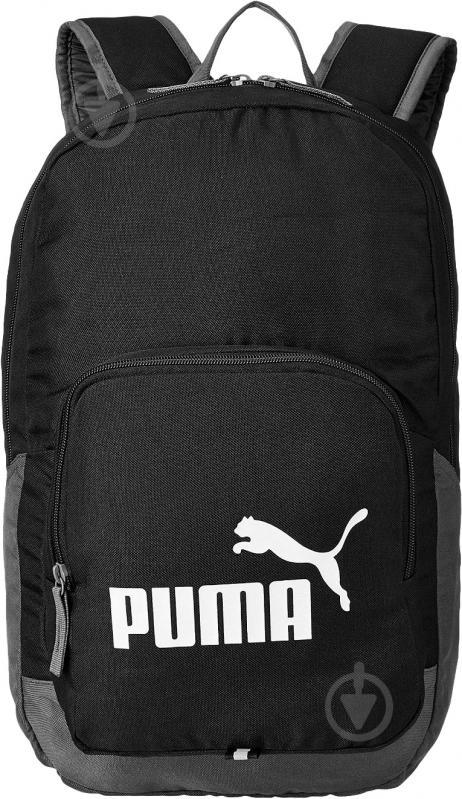 Рюкзак Puma Phase Backpack 20 л черный 7358901. 594Купить! грн. 27.ua.  Доставка  Киев ae7ff24fa31