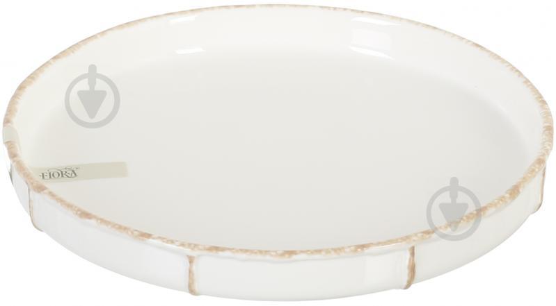 Тарелка обеденная Vintage beige 21 см LH5508-21-J021 Fiora